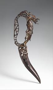 dagger bichuwa indian thanjavur the met