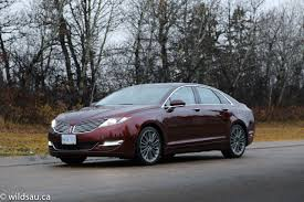 2016 lincoln mkz hybrid performance car review
