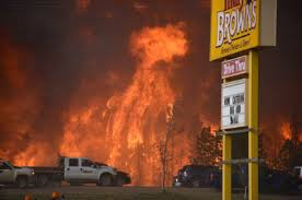 Canada Wildfire Smoke Usa by Alberta Declares State Of Emergency As Firefighters Struggle To