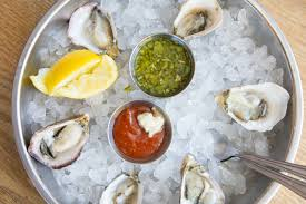 emc seafood and raw bar koreatown los angeles the infatuation
