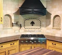 backsplash medallions kitchen kitchen backsplash medallions metal medallion ideas