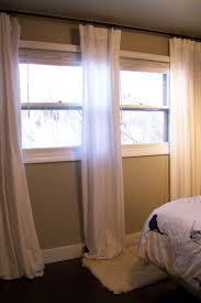 sheet u2026that u0027s cheap 4 ready made curtains a home west