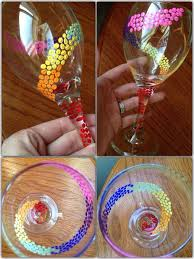 26 Best Wine Glass Decorating Ideas and Designs for 2018