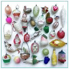 ornaments glass german ornaments