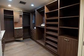 mckb installs a new closet system in the manhattan showroom mck b