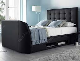 Ottoman Tv Bed Kaydian Barnard Tv Ottoman Bed Frame Buy Online At Bestpricebeds