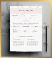 Resume Template On Microsoft Word Best 25 Business Resume Template Ideas On Pinterest Resume