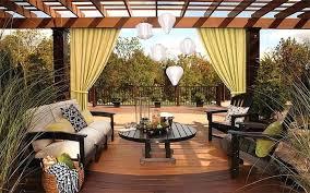 Pergola With Curtains Pergola Curtains Outdoor Room Accessories Luxury Pools Outdoor