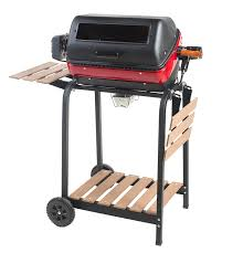 amazon com easy street electric cart grill with two folding