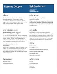 A Sample Of A Resume by Sample Resumes U0026 Example Resumes With Proper Formatting Resume Com