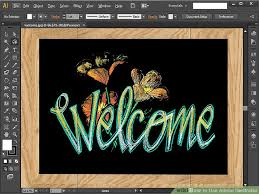tutorial illustrator italiano how to use adobe illustrator 11 steps with pictures wikihow
