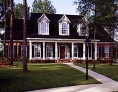Southern House Southern Living House Plan Eastover Cottage H O M E