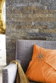 Split Face Stone Backsplash by Sheera Slate Split Face Mosaic Fireplace Pinterest Slate