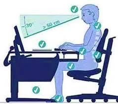 posture bureau comment adopter une bonne posture au bureau