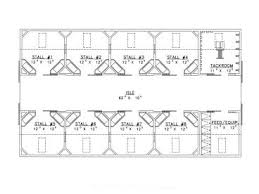 outbuilding plans horse barn plan with hay loft and storage