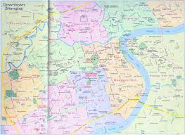 Luoyang China Map by Shanghai Tour Maps Tour Maps Of Shanghai Useful Maps For Travel