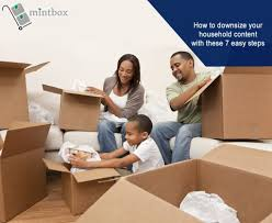 how to downsize your home how to downsize your household content with these 7 easy steps