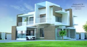 Kerala Home Design Facebook 2000 Sq Ft Double Floored Contemporary Home Design