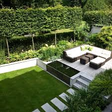 Modern Backyard Design Ideas Garden Inspiration Hammock Giveaway Contemporary Gardens