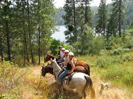 dude ranch vacations red horse mountain ranch all inclusive