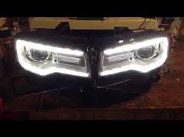 led lights for 2014 jeep grand 2014 jeep grand oem hid led headlight adapting har