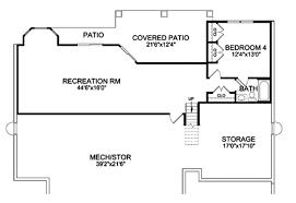 craftsman floor plan craftsman style house plan 4 beds 3 5 baths 3248 sq ft plan 314