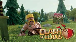 coc wallpaper backgrounds clash of clans movie full animated with animeted coc