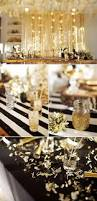 New Year S Eve Dinner Decorations by New Years Eve Party Ideas New Years Pinterest Gold Rush