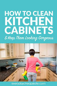 how do you clean painted wood cabinets kitchen cabinets are for storing dishes not grease