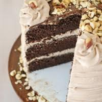 chocolate hazelnut cake u2013 glorious treats