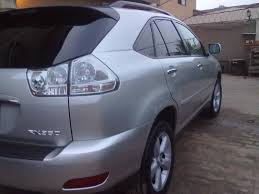 lexus hybrid for sale 2008 lexus rx 350 for sale autos nigeria