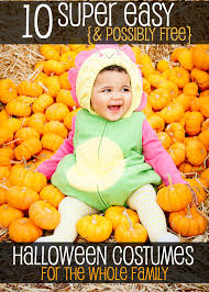 10 easy free and cute halloween costumes today u0027s the best day