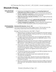 qa resume sample free manager engineer vesochieuxo