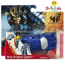 Jual Drift jual transformers age of extinction one step changer autobot drift