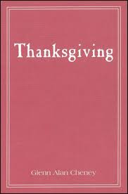thanksgiving the pilgrims year in america by glenn alan cheney
