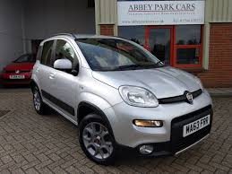 used fiat panda 4x4 manual cars for sale motors co uk