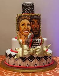traditional wedding traditional wedding cakes pictures from weddings in nigeria