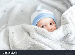 Toddler Bathtub For Shower Newborn Child Relaxing Bed After Bath Stock Photo 539860900