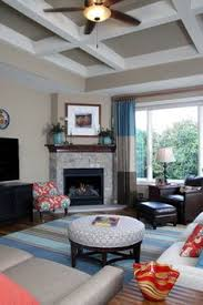 Decorating Family Room With Fireplace And Tv - before and after vinings living room arranging furniture