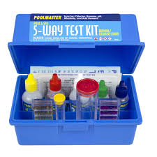 amazon com poolmaster 22260 5 way test kit with case basic