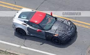corvette c7 zr1 specs 2018 chevrolet corvette zr1 spied car and driver