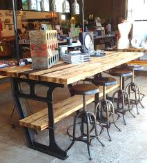 industrial dining room tables industrial look dining set u2013 apoemforeveryday com
