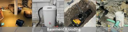 How To Stop Your Basement From Flooding - causes of basement flooding utilities kingston