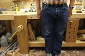 Woodworking Bench Height by Workbench Design 3 Things To Consider
