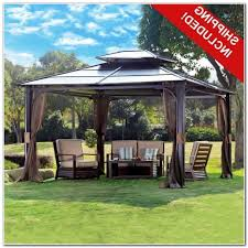Outdoor Patio Canopy Gazebo by Metal Patio Canopy Home Design Ideas And Pictures