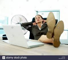 Legs On Desk Indoors Office Woman Young 20 25 Brunette Businesswoman