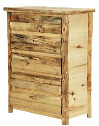 rustic discount budget bedroom log furniture aspen western bed