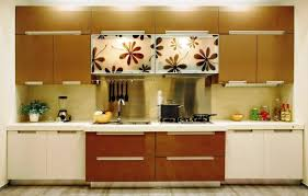 The Best Kitchen Cabinets Floral Printed Kitchen Cabinet For Excellent Kitchen Colour