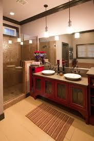 Red Kitchen Furniture Red Kitchens Red Baths