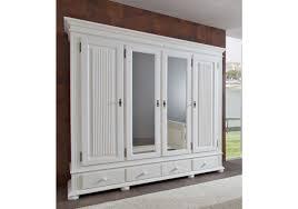 Schlafzimmer Schrank Fichte Massiv Schlafzimmer Altweiss Im Landhausstil Aus Massiver Fichte Mit Bett